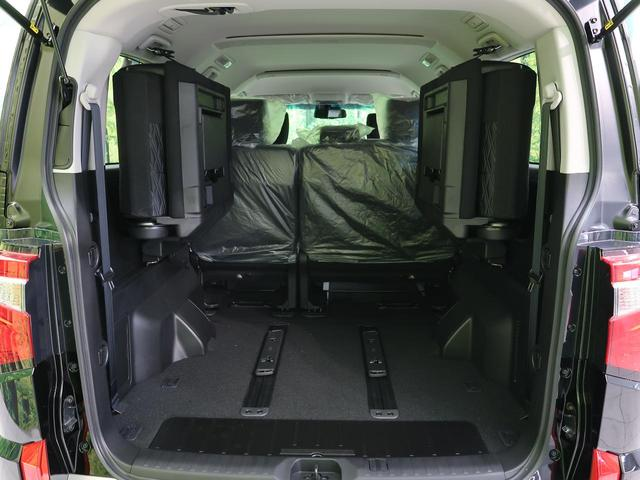 G パワーパッケージ BIGX11型ナビ 全周囲カメラ 両側パワスラ 衝突軽減装置 4WD パワーバックドア シートヒーター パワーシート レーダークルーズ レーンアシスト ディーゼルターボ 純正18AW(16枚目)