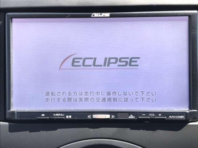 X 横滑り防止 ETC Bカメラ 社外メモリーナビ(11枚目)