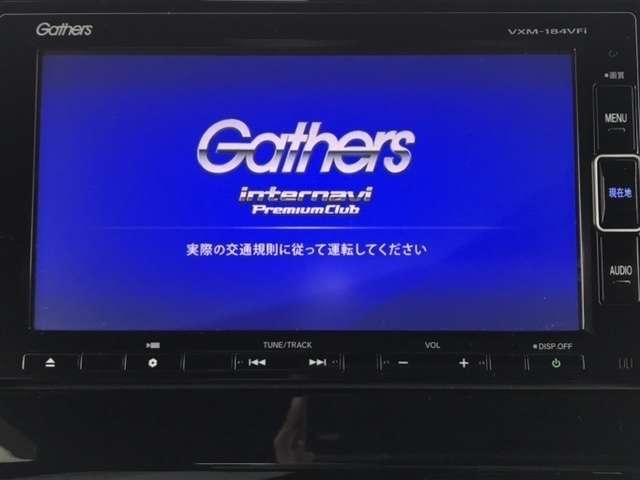 G・Lホンダセンシング 両側SD片側PSD LED ETC Bカメラ フルセグ(11枚目)