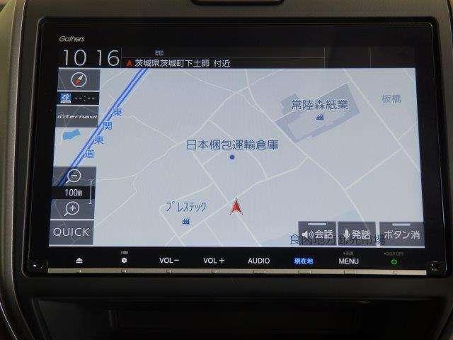 ハイブリッド・Gホンダセンシング デモカー・ナビリヤカメラ両側電動スライド(3枚目)