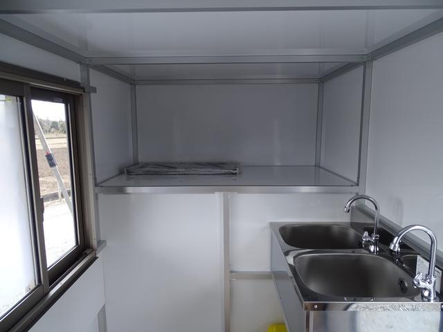 厨房設備設置も承ります!!