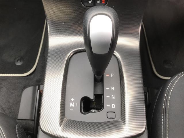 2.4i Rデザイン 純正17インチアルミ HIDヘッドライト 純正オプションHDDナビゲーション Rデザインオリジナルデザインシート エアロ(11枚目)