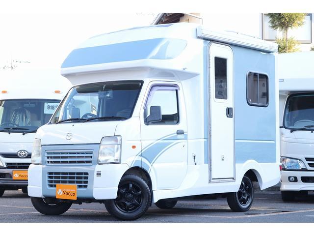 AZ-MAX製 ラクーン 4WD ソーラーパネル 1500Wインバーター サイドオーニング シンク ルーフベント サイクルキャリア サブバッテリー 走行充電(23枚目)