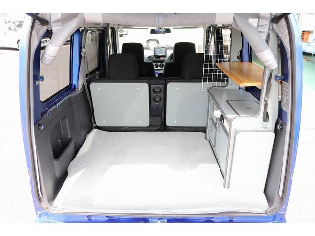 ターボ ホワイトハウス製 MY-BOX ターボ車 ナビ ETC バックカメラ ドライブレコーダー サブバッテリー FFヒーター 250Wインバーター シンク 外部充電 ポップアップルーフ(12枚目)