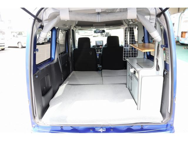 ターボ ホワイトハウス製 MY-BOX ターボ車 ナビ ETC バックカメラ ドライブレコーダー サブバッテリー FFヒーター 250Wインバーター シンク 外部充電 ポップアップルーフ(13枚目)