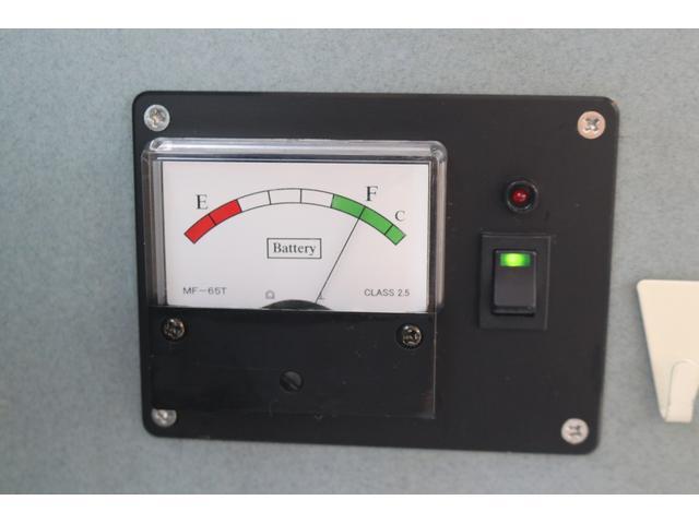 ターボ ホワイトハウス製 MY-BOX ターボ車 ナビ ETC バックカメラ ドライブレコーダー サブバッテリー FFヒーター 250Wインバーター シンク 外部充電 ポップアップルーフ(17枚目)