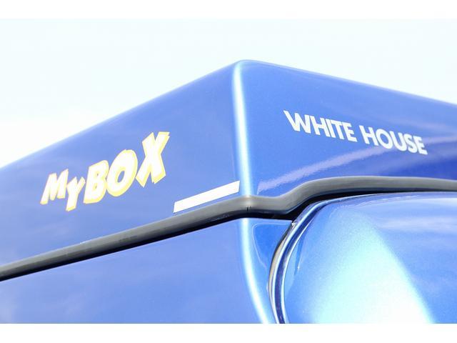 ターボ ホワイトハウス製 MY-BOX ターボ車 ナビ ETC バックカメラ ドライブレコーダー サブバッテリー FFヒーター 250Wインバーター シンク 外部充電 ポップアップルーフ(44枚目)