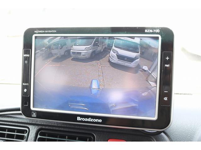 ターボ ホワイトハウス製 MY-BOX ターボ車 ナビ ETC バックカメラ ドライブレコーダー サブバッテリー FFヒーター 250Wインバーター シンク 外部充電 ポップアップルーフ(57枚目)