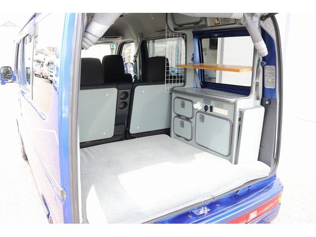 ターボ ホワイトハウス製 MY-BOX ターボ車 ナビ ETC バックカメラ ドライブレコーダー サブバッテリー FFヒーター 250Wインバーター シンク 外部充電 ポップアップルーフ(65枚目)
