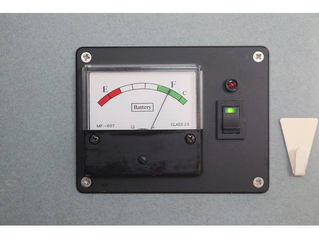 ターボ ホワイトハウス製 MY-BOX ターボ車 ナビ ETC バックカメラ ドライブレコーダー サブバッテリー FFヒーター 250Wインバーター シンク 外部充電 ポップアップルーフ(71枚目)