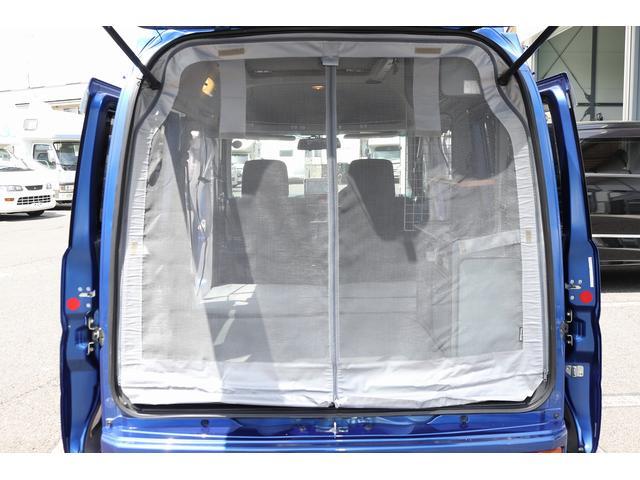 ターボ ホワイトハウス製 MY-BOX ターボ車 ナビ ETC バックカメラ ドライブレコーダー サブバッテリー FFヒーター 250Wインバーター シンク 外部充電 ポップアップルーフ(75枚目)