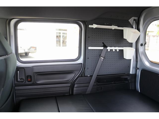 L ワンオフキャンパー 軽キャンパー ワンオーナー キーレス メモリーナビ バックカメラ 外部電源 100V 12V ポータブルバッテリー ポータブルバッテリー用ソーラーパネル ポータブル冷蔵庫(10枚目)