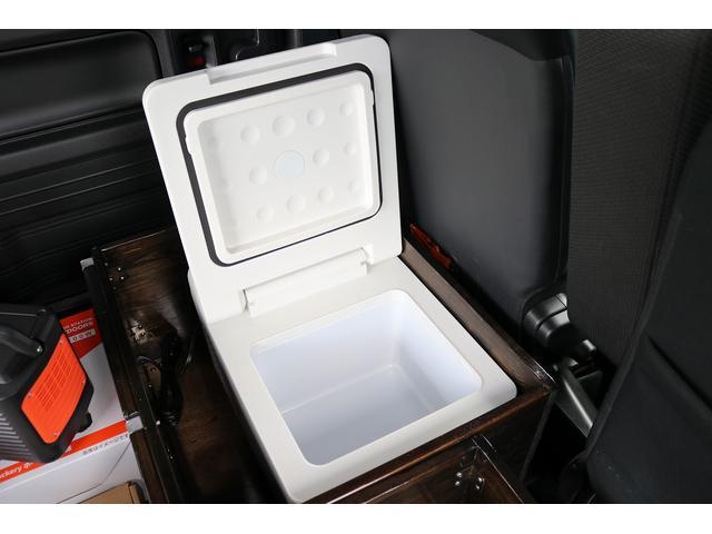L ワンオフキャンパー 軽キャンパー ワンオーナー キーレス メモリーナビ バックカメラ 外部電源 100V 12V ポータブルバッテリー ポータブルバッテリー用ソーラーパネル ポータブル冷蔵庫(80枚目)