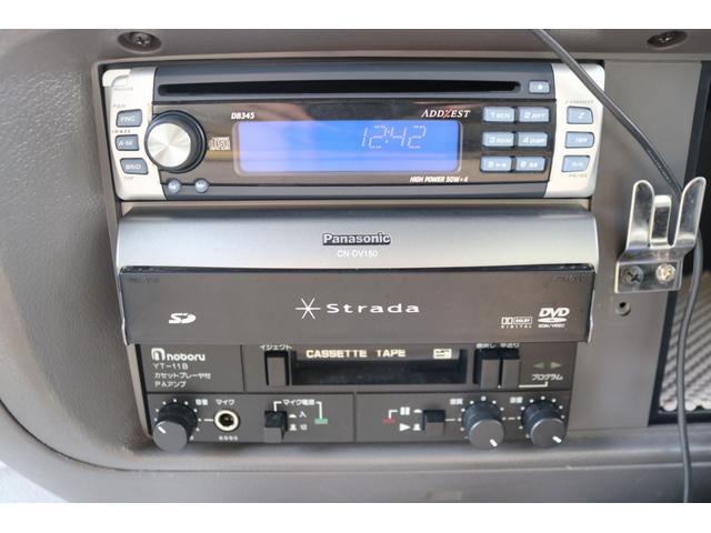 ワンオフキャンパー リヤ観音開き レカロシート ナビ ETC バックカメラ 1500Wインバーター FFヒーター 冷蔵庫 シンク 給排水タンク 外部充電 走行充電(47枚目)