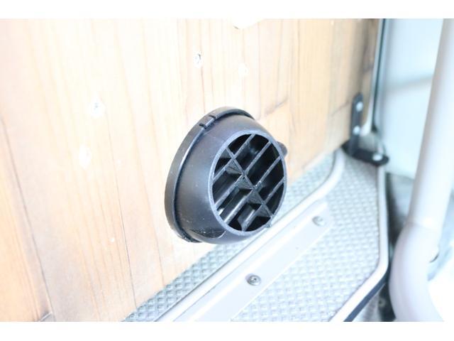 ワンオフキャンパー リヤ観音開き レカロシート ナビ ETC バックカメラ 1500Wインバーター FFヒーター 冷蔵庫 シンク 給排水タンク 外部充電 走行充電(60枚目)