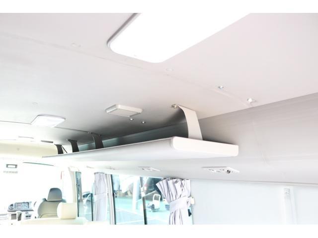 ワンオフキャンパー リヤ観音開き レカロシート ナビ ETC バックカメラ 1500Wインバーター FFヒーター 冷蔵庫 シンク 給排水タンク 外部充電 走行充電(71枚目)