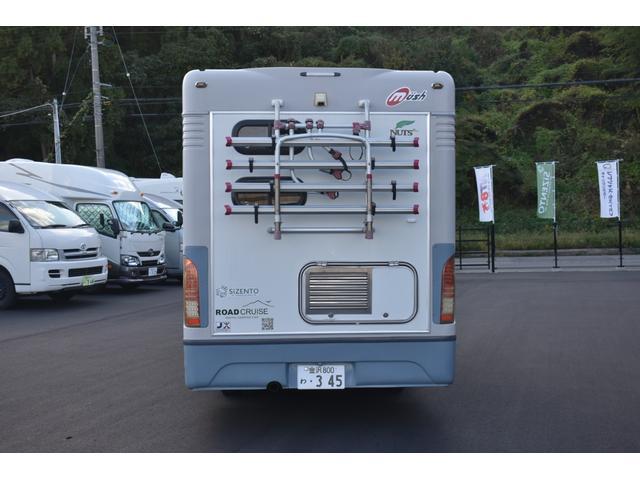 80Wソーラーパネル、CTEK+SMARTPASS、リチウムイオンバッテリー(200Ah)、家庭用エアコン、外部充電器(40Aリチウム対応)、FFヒーター