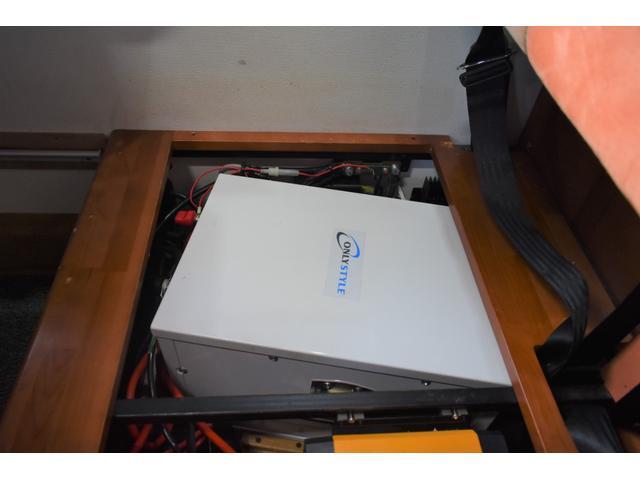 リチウムイオンバッテリー2500Wh(200Ah