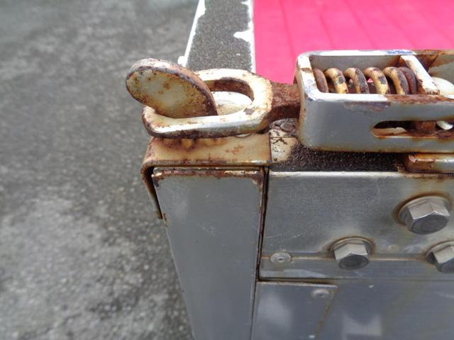 KU エアコン パワステ 色替塗装済(ピンク) アルミアオリ 社外シートカバー 5速MT 内装除菌消臭クリーニング済 車両総重1,170KG 車検R5年6月27日 ガソリン車(21枚目)
