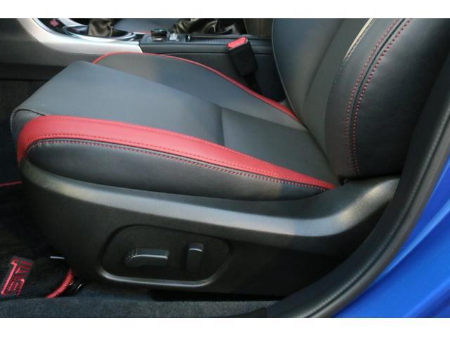 STI タイプS 4WD 禁煙ワンオーナー車 本革 STI タイプS 4WD 前期最終C型(23枚目)
