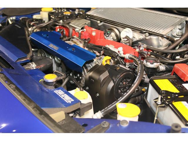 STI タイプS 4WD 禁煙ワンオーナー車 本革 STI タイプS 4WD 前期最終C型(39枚目)