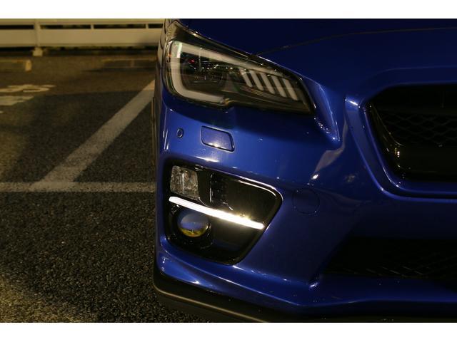 STI タイプS 4WD 禁煙ワンオーナー車 本革 STI タイプS 4WD 前期最終C型(40枚目)