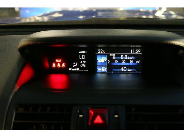 STI タイプS 4WD 禁煙ワンオーナー車 本革 STI タイプS 4WD 前期最終C型(44枚目)