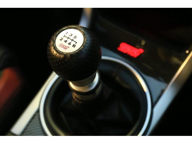 STI タイプS 4WD 禁煙ワンオーナー車 本革 STI タイプS 4WD 前期最終C型(48枚目)