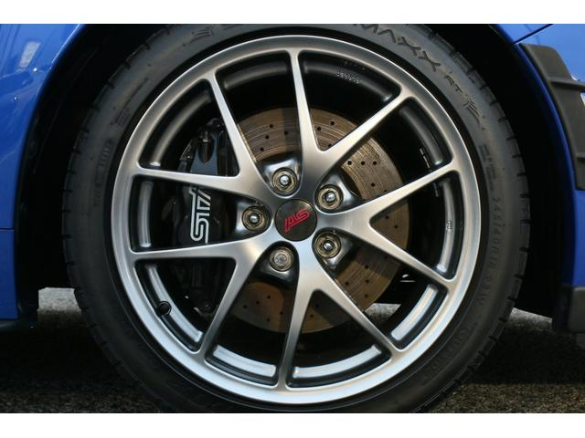 STI タイプS 4WD 禁煙ワンオーナー車 本革 STI タイプS 4WD 前期最終C型(57枚目)