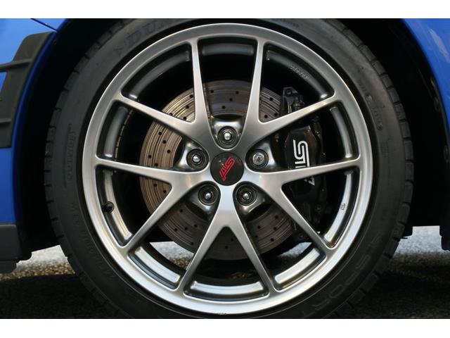 STI タイプS 4WD 禁煙ワンオーナー車 本革 STI タイプS 4WD 前期最終C型(59枚目)