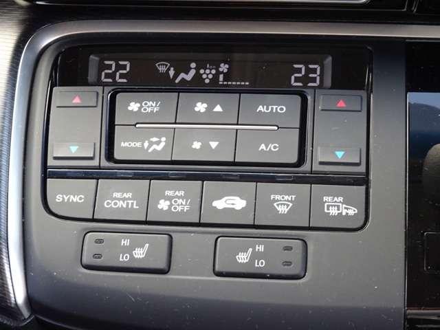 スパーダ・クールスピリット ホンダセンシング ワンオーナー ホンダ純正ナビ 両側電動ドア ワンオーナー リアカメ メモリーナビ 衝突軽減B ETC シートヒーター LED ナビTV フルセグ スマートキー サイドSRS CD アイドリングS(18枚目)