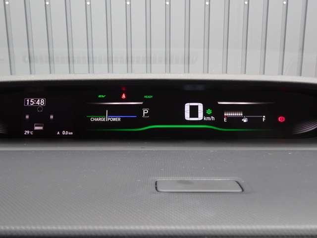 スパーダハイブリッド B ホンダセンシング ワンオーナー ナビ フリップダウンモニター 両側自動ドア LED ETC(13枚目)