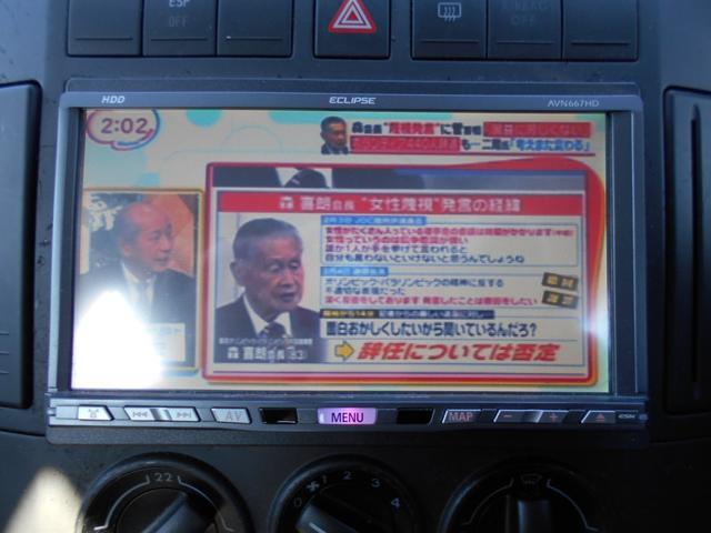 クロスポロ HDDナビ TV ETC 車検令和4年8月まで(10枚目)