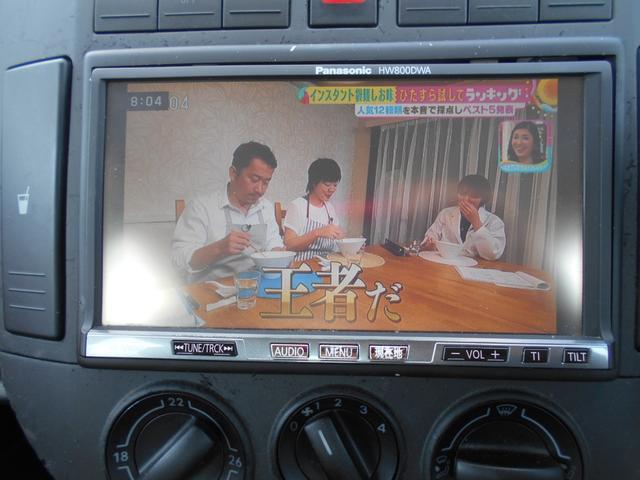 クロスポロ パナソニックHDDナビ地デジTV/純正17インチAW/ETC/ディーラー車(7枚目)