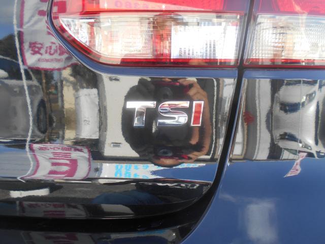 TSIコンフォートラインプレミアムエディション ワンオーナー/純正ナビフルセグTV/バックカメラ/ETC/スペアキー/禁煙車/HID/16インチアルミ/タイヤ山有り/点検記録簿(54枚目)