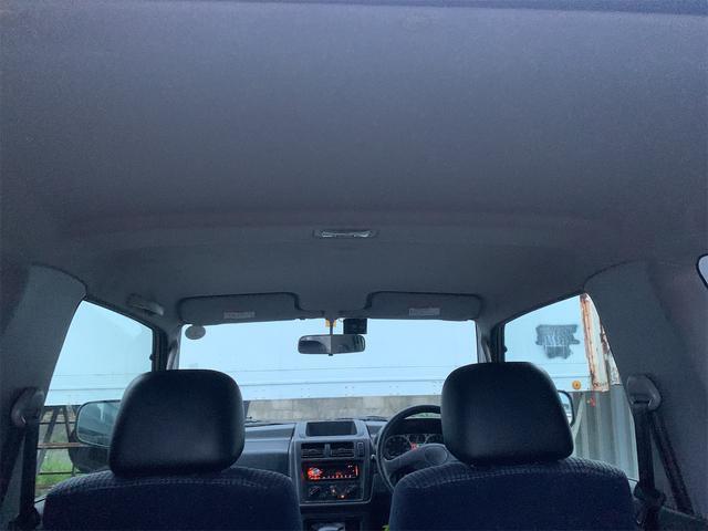 V 4WD ターボ 角目四灯 オリジナルカラー ダークグリーン チッピング(12枚目)