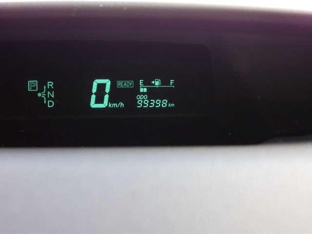 走行距離数99398キロです!