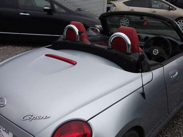 お手頃価格で楽しめるオープンカー!