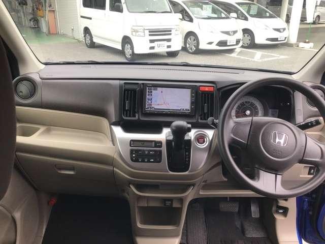 G 純正ナビ スマートキー ETC車載器 アイドリングストップ 盗難防止システム(13枚目)