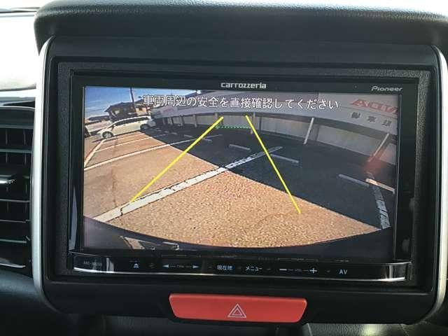 G・Lパッケージ 社外ナビ+リアカメラ 片側電動スライドドア スマートキー HID アイドリングストップ 盗難防止システム AW(17枚目)