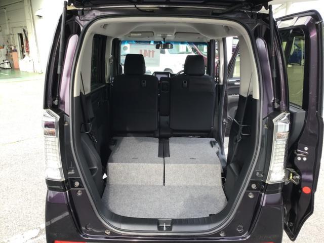 G・Lパッケージ 純正ナビ+リアカメラ スマートキー 助手席側電動スライドドア ディスチャージヘッドライト プラズマクラスター搭載オートエアコン(13枚目)