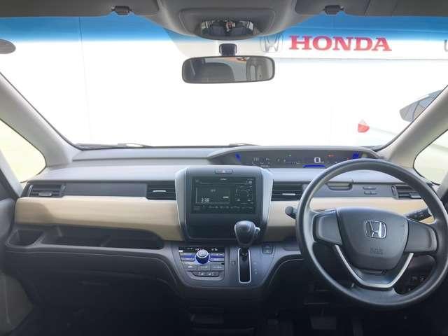 G 純正オーディオ スマートキー 助手席側電動スライドドア フルオートエアコン シートヒーター(9枚目)