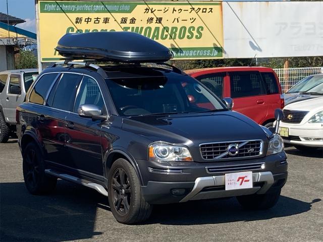 V8 TE AWD 本革パワーシート サンルーフ 純正HDDナビ フルセグTV バックモニター ETC キセノンライト フォグランプ ターンランプ キーレス ルーフレール 社外19インチAW 純正アルミスタッドレス付有(2枚目)