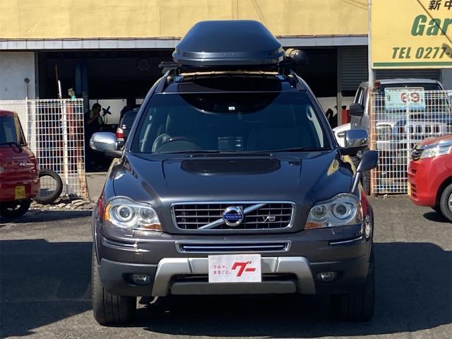 V8 TE AWD 本革パワーシート サンルーフ 純正HDDナビ フルセグTV バックモニター ETC キセノンライト フォグランプ ターンランプ キーレス ルーフレール 社外19インチAW 純正アルミスタッドレス付有(3枚目)