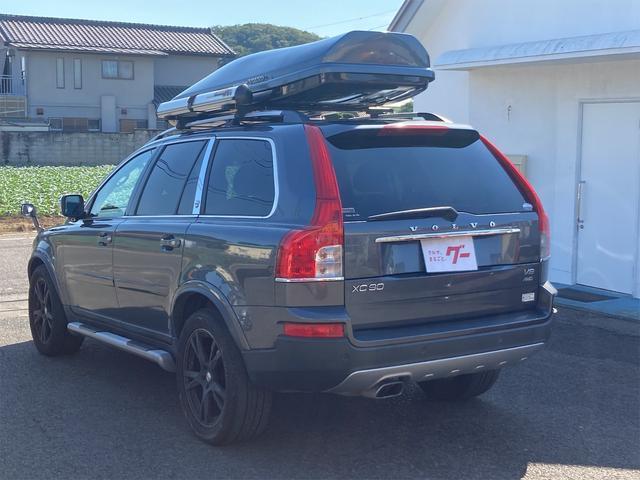V8 TE AWD 本革パワーシート サンルーフ 純正HDDナビ フルセグTV バックモニター ETC キセノンライト フォグランプ ターンランプ キーレス ルーフレール 社外19インチAW 純正アルミスタッドレス付有(15枚目)