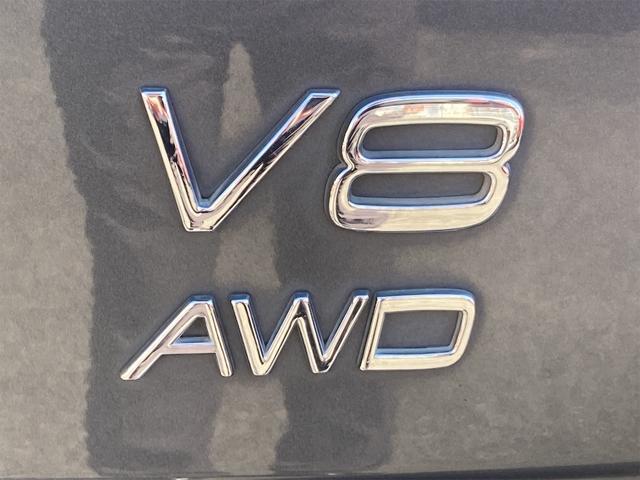V8 TE AWD 本革パワーシート サンルーフ 純正HDDナビ フルセグTV バックモニター ETC キセノンライト フォグランプ ターンランプ キーレス ルーフレール 社外19インチAW 純正アルミスタッドレス付有(22枚目)