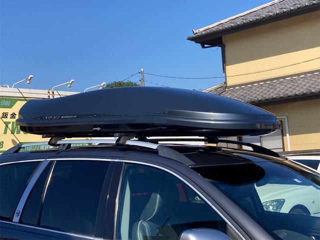V8 TE AWD 本革パワーシート サンルーフ 純正HDDナビ フルセグTV バックモニター ETC キセノンライト フォグランプ ターンランプ キーレス ルーフレール 社外19インチAW 純正アルミスタッドレス付有(35枚目)