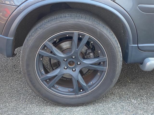 V8 TE AWD 本革パワーシート サンルーフ 純正HDDナビ フルセグTV バックモニター ETC キセノンライト フォグランプ ターンランプ キーレス ルーフレール 社外19インチAW 純正アルミスタッドレス付有(38枚目)