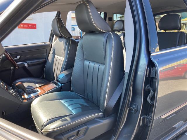 V8 TE AWD 本革パワーシート サンルーフ 純正HDDナビ フルセグTV バックモニター ETC キセノンライト フォグランプ ターンランプ キーレス ルーフレール 社外19インチAW 純正アルミスタッドレス付有(54枚目)