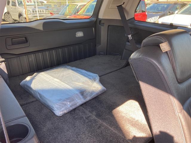 V8 TE AWD 本革パワーシート サンルーフ 純正HDDナビ フルセグTV バックモニター ETC キセノンライト フォグランプ ターンランプ キーレス ルーフレール 社外19インチAW 純正アルミスタッドレス付有(67枚目)